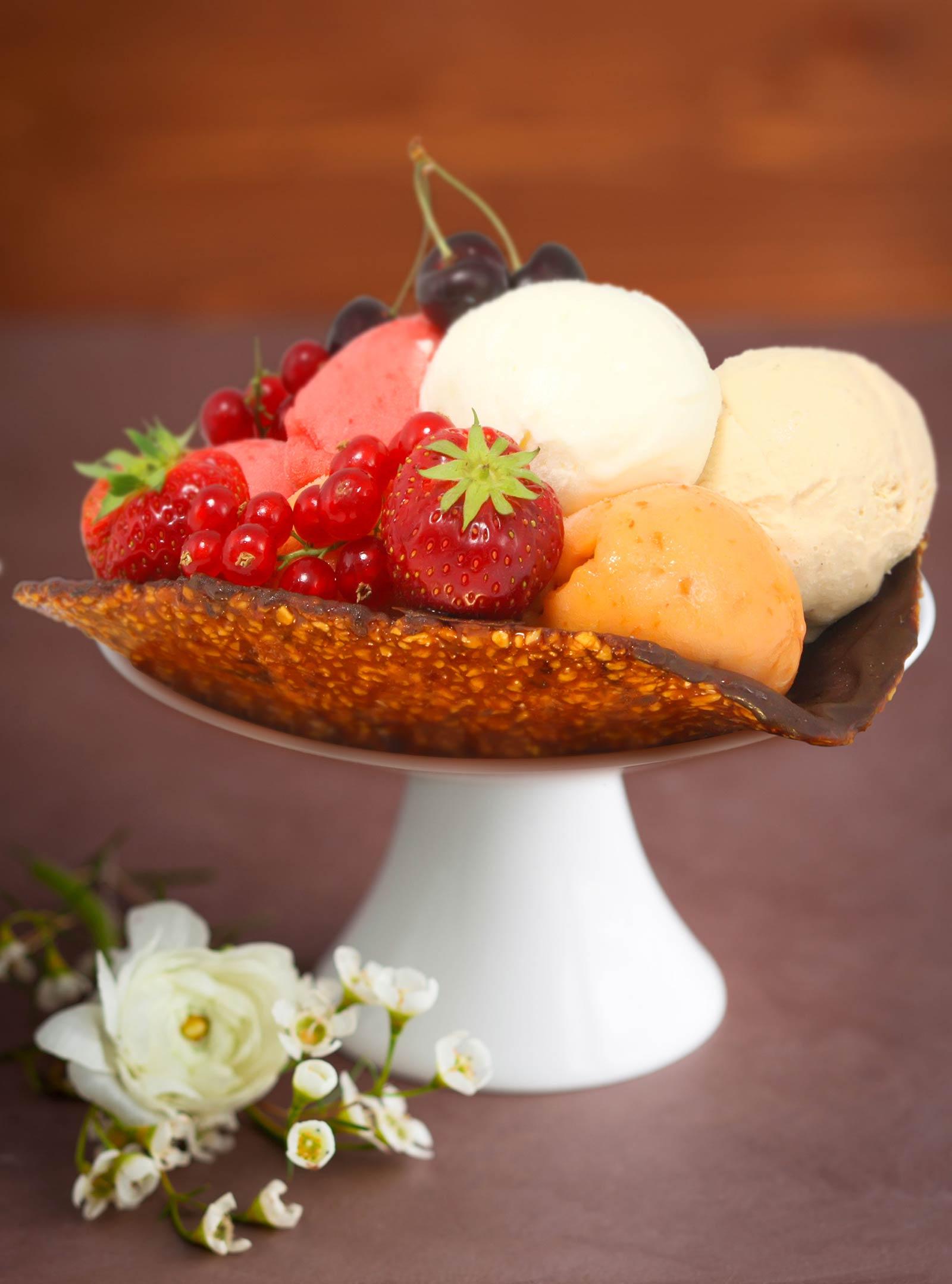 crepes gelato